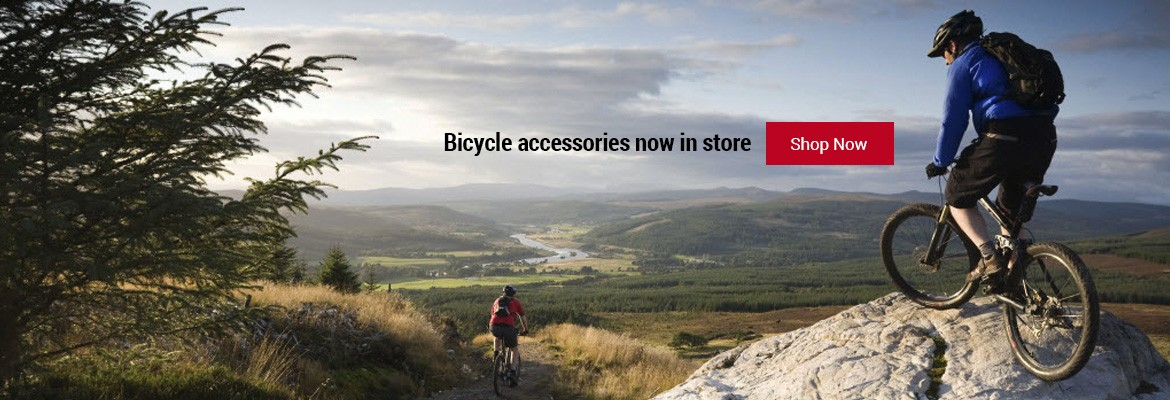 Bike accessories for your 4WD